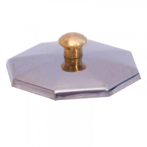 Крышечка для стеклянной емкости Planet Nails 19048