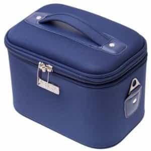Кейс для парикмахерских инструментов Harizma синий 23x15x18 см h10514-24S