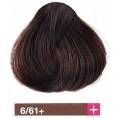 Крем-краска LAKME COLLAGE 6/61+, темный блондин интенсивный коричнево-пепельный 26611