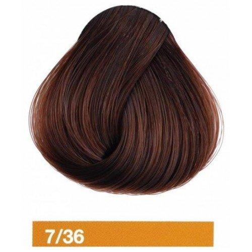 Купить крем-краску Lakme Collage 7/36, средний блондин золотисто-коричневый 27361
