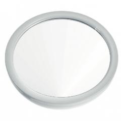 Зеркало Sibel парикмахерское, белое круглое 013073101