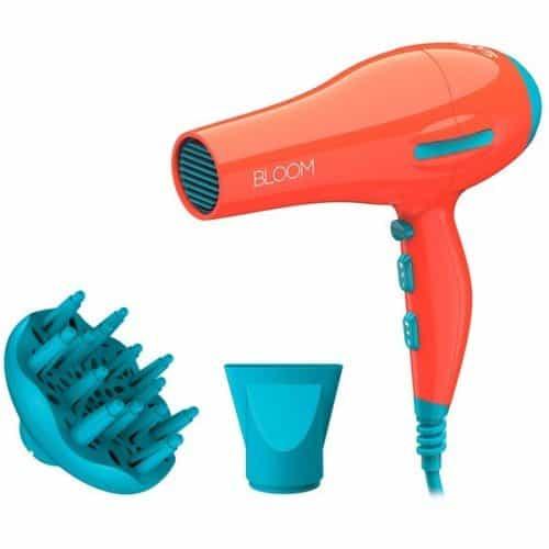 Фен для волос Ga.Ma Bloom Flow оранжевый с ионизацией, 2200 Ватт GH2420