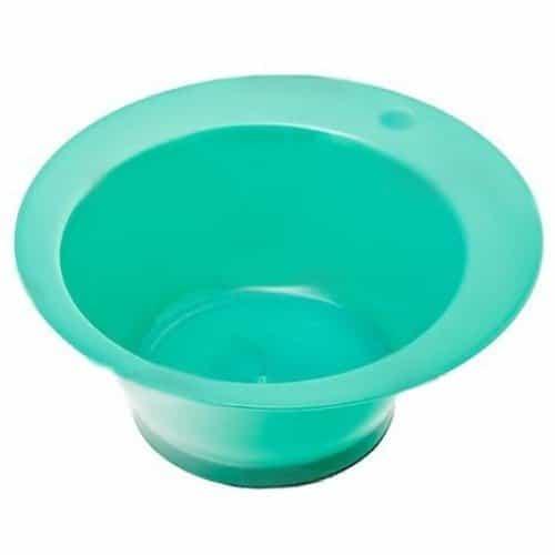 Миска для окрашивания Harizma зеленая, 310 мл h10817
