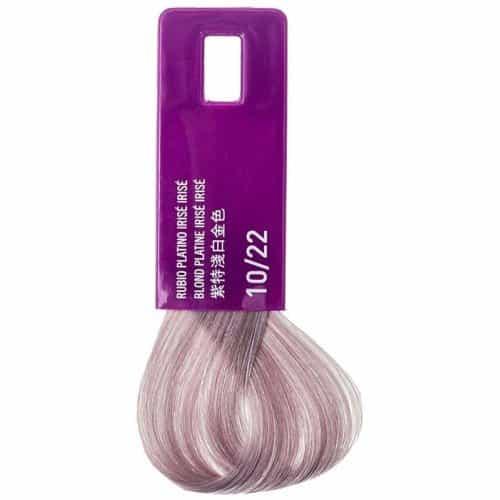 Тонирующая крем-краска Lakme Gloss Color Rinse 10/22, белокурый платиновый фиолетовый яркий 39881