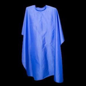 Пеньюар Hairway синий 140x120 см на липучке 37336