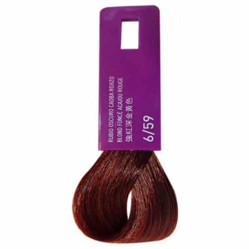 Тонирующая крем-краска Lakme Gloss Color Rinse 6/59, темно-белокурый с оттенком красного дерева и с красноватым оттенком 36591