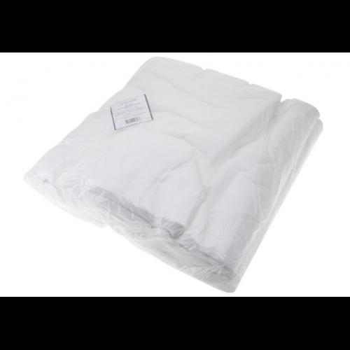 Полотенце белое Dewal, 45x90 см, 100 шт/упк 01-348