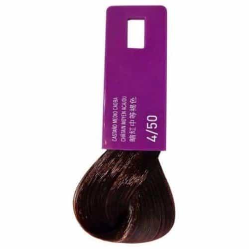 Тонирующая крем-краска Lakme Gloss Color Rinse 4/50, средне-каштановый с оттенком красного дерева 34501