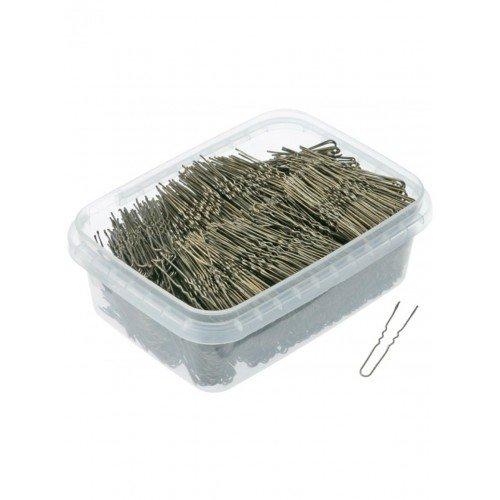 Шпильки Sibel коричневые 45 мм 500 гр. 944550015