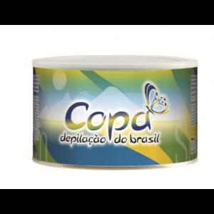 Смола горячая для бразильской эпиляции COPA в банке 400 мл 10020021