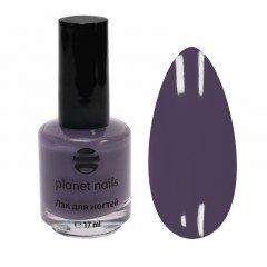 Лак для ногтей Planet Nails, с эффектом гелевого покрытия, 890, 17 мл 14890