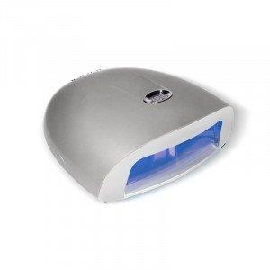 LED лампа Sensation, серебряная 10152