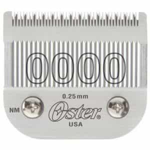 Ножевой блок Oster к машинке 97-44 №0000 0.25 мм 918-01