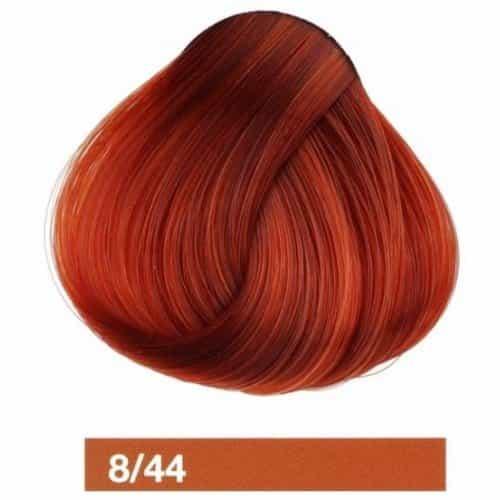 Крем-краска Lakme Collage 8/44, блондин медный яркий 28441