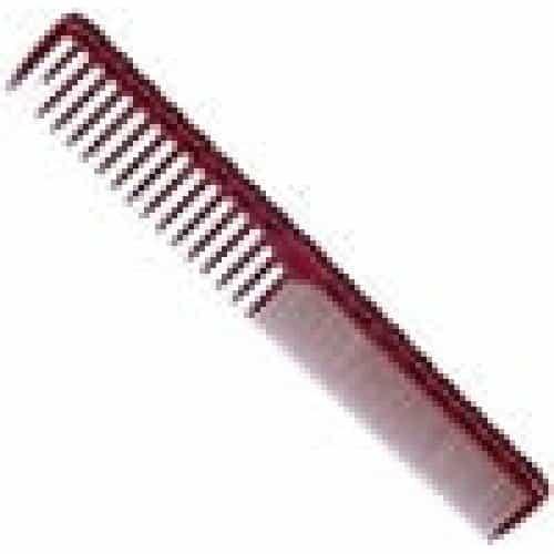 Расческа для стрижки многофункциональная Y.S.Park YS-332 red