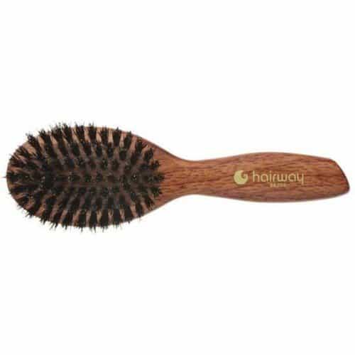 Щетка HairWay Light Wood массажная, 7 рядов 08266