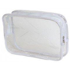 Косметичка Sibel PVC на молнии 600027402