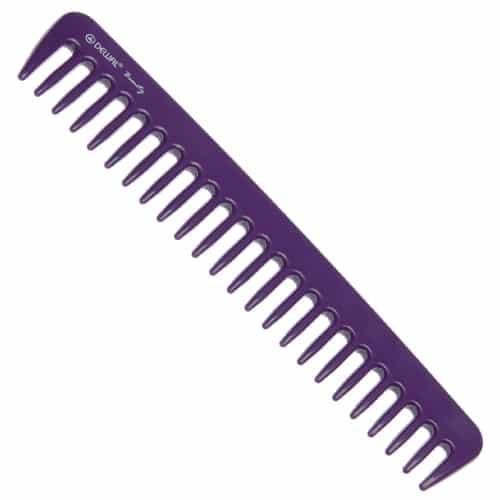 Гребень DEWAL BEAUTY фиолетовый DBFI6021