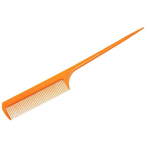 Расческа супергибкая Uehara Cell Delrin comb #1 orange