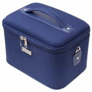 Кейс для парикмахерских инструментов Harizma синий 28x21x22 см h10514-24M