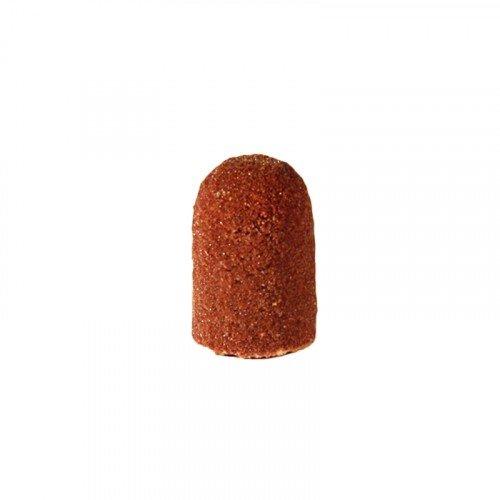 Колпачок абразивный Planet Nails, 7x13 мм, 150 грит, 10 шт в упаковке 27638