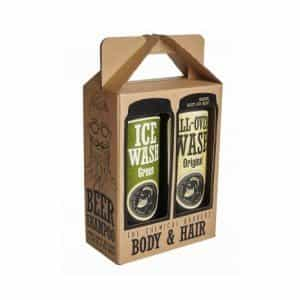 Набор The Chemical Barbers Beer Shampoo Gift Set 2x440 мл TCB26