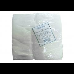 Салфетка спанлейс Dewal белый, 20х20 см, 100 шт/упк 00-144