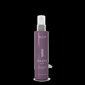 Спрей термозащитный разглаживающий OLLIN Professional Smooth Hair 100 мл 393436