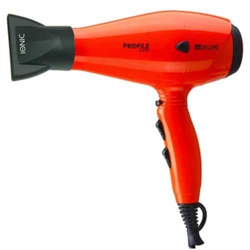 Фен Dewal Profile оранжевый с ионизацией 2200 Вт
