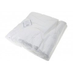 Полотенце белое 45х90 см 100 шт/упк