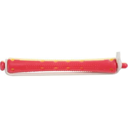 Коклюшки Dewal желто-красные, длинные 8,5 мм, 12 шт/уп RWL3