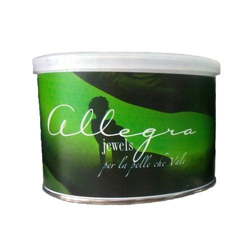 Воск в банках Allegra jewels зеленое яблоко 400 г 20660011
