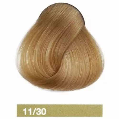 Крем-краска Lakme Collage Clair 11/30, суперосветляющий золотистый блондин 29971