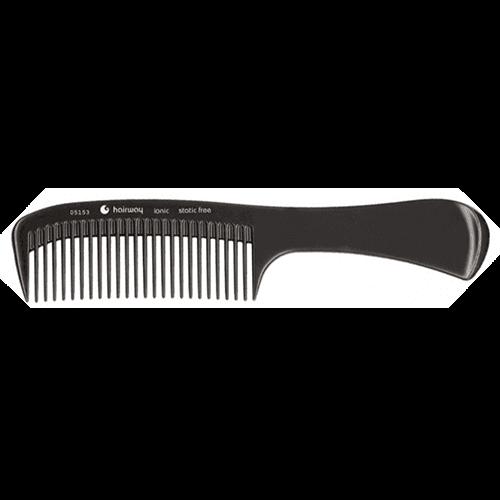Гребень HairWay Classic с ручкой
