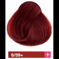 Крем-краска LAKME COLLAGE 6/59+, темный блондин интенсивный махагоновый 26599