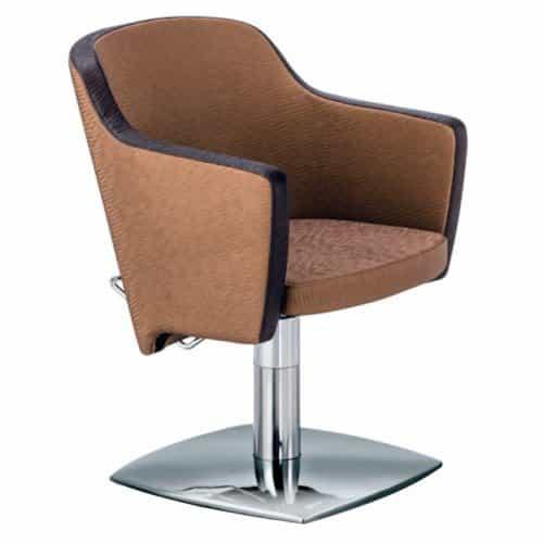 Кресло парикмахерское с гидроподъемником Ceriotti Martina D046S G409409S