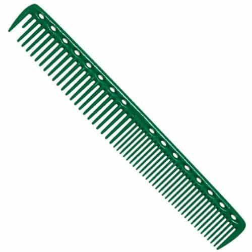 Расческа для стрижки многофункциональная Y.S.Park YS-337 green