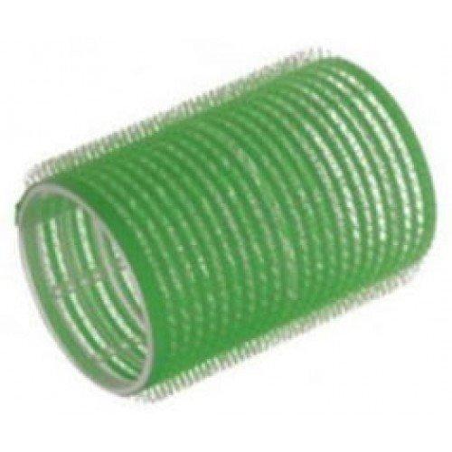 Бигуди Eurostil зеленые 3 шт 00028