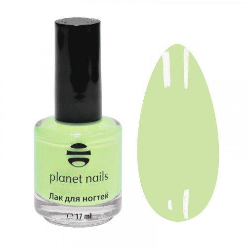 Лак для ногтей Planet Nails, с эффектом гелевого покрытия, 877, 17 мл 14877