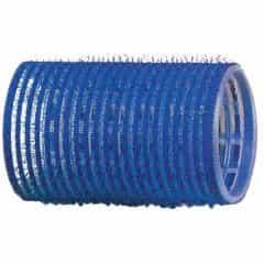 Бигуди-липучки Dewal синие, 40 мм, 12 шт/уп. R-VTR3