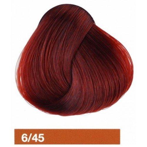 Крем-краска Lakme Collage 6/45, темный блондин медно-махагоновый 26451