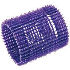 Бигуди Eurostil фиолетовые 5 шт 00024