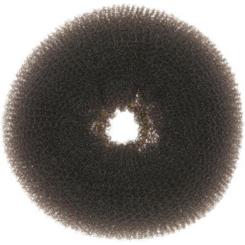 Валик для прически Dewal, сетка, коричневый, диаметр 10 см HO-5149Brown
