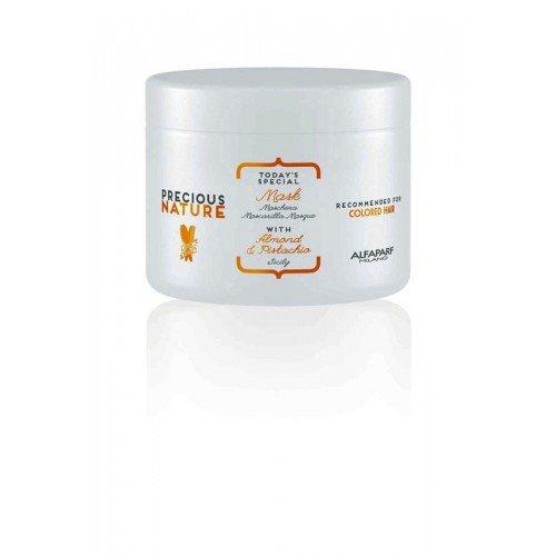 Маска для окрашенных волос Alfaparf Precious Nature Color Protection Mask 500 мл 12522