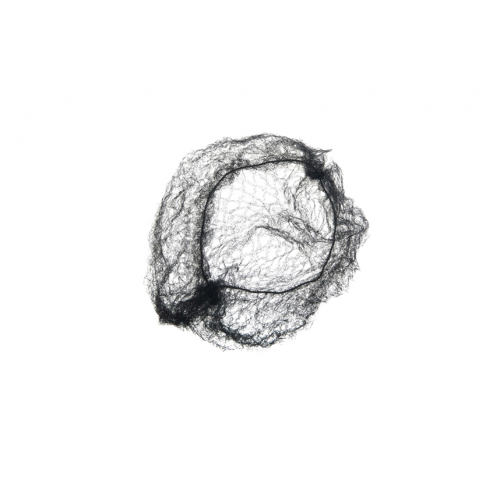 Сеточка Dewal для пучка, черная 2 шт/уп CE050