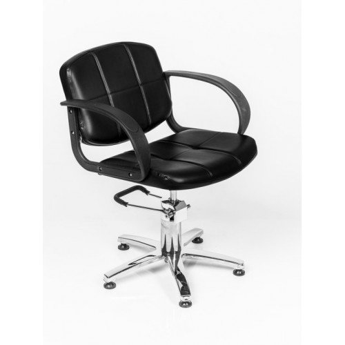Кресло гидравлика Имидж Мастер Стандарт, черное, 600 Долеро, 1,40 К-СТНД4