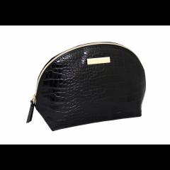 Косметичка Hairway Black 21х8х15 см 32433