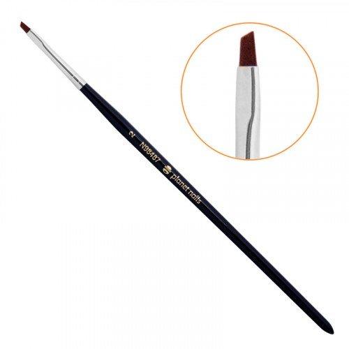 Кисть Planet Nails, для китайской росписи, скошенная, № 2 21429