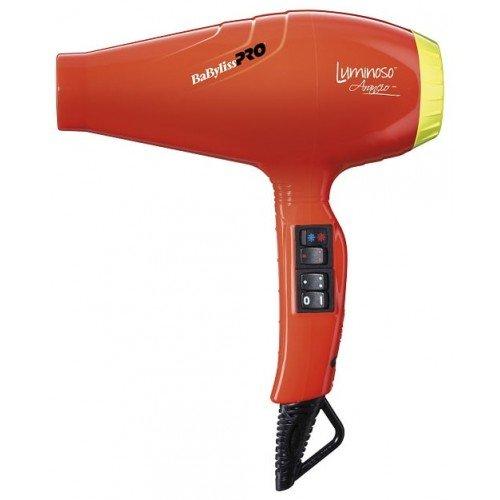 Фен BaByliss Pro Luminoso Arancio BAB6350IOE