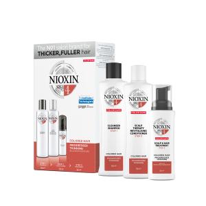 Набор Nioxin Система 4 для густоты и обьема окрашенных волос 99240010312